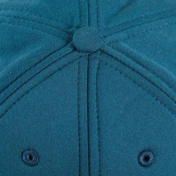 Golfpet/oorwarmer voor heren koud weer donkergroen