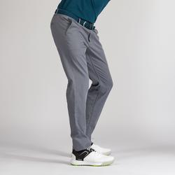 Golfbroek voor heren grijs