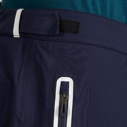 Pantalon de pluie imperméable de golf pour homme BLEU MARINE