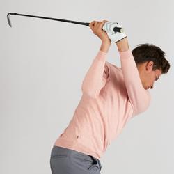 Golf Pullover Herren rosa