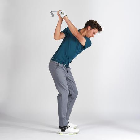 Pantalon De Golf Para Hombre Gris Decathlon