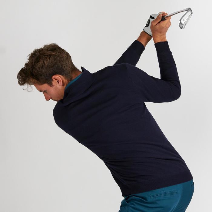 Men's Mild Weather Windstopper Pullover - Navy Blue