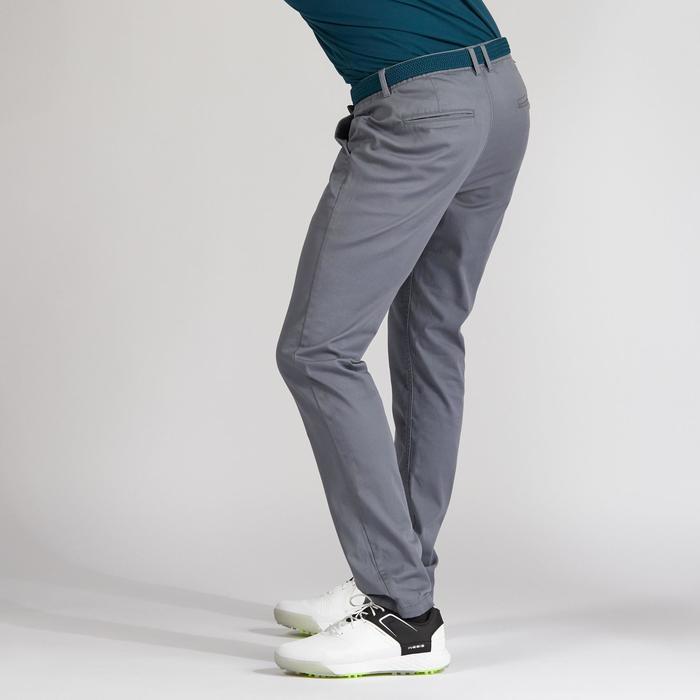 Golfhose Herren grau