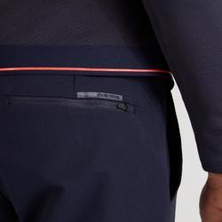 男款寒冷天候高爾夫長褲-軍藍色