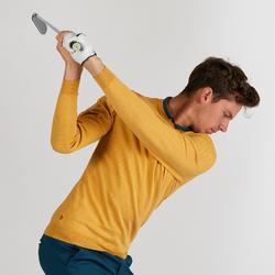 Golf Pullover Herren gelb