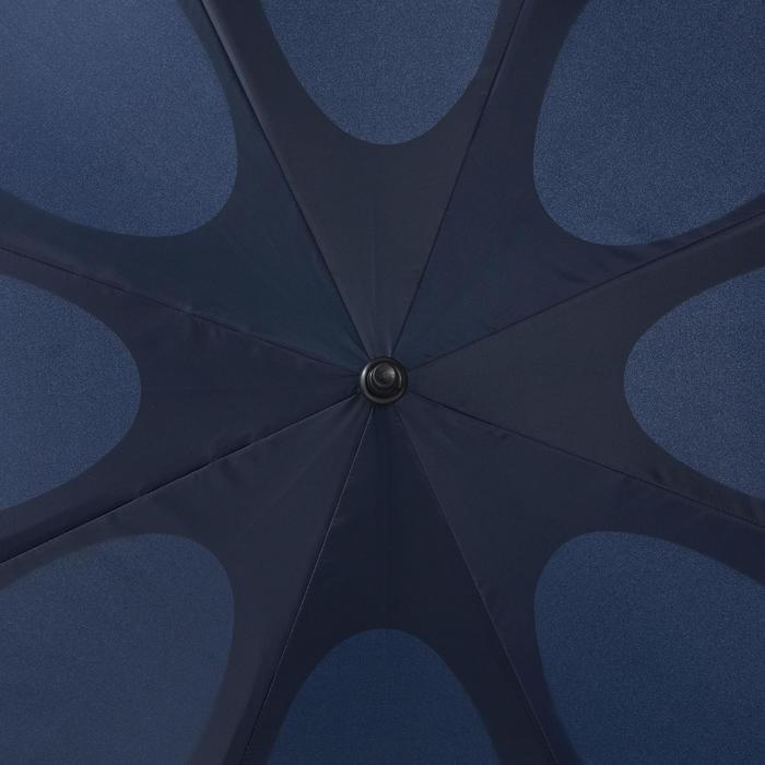 大型高爾夫球遮陽傘-深藍色