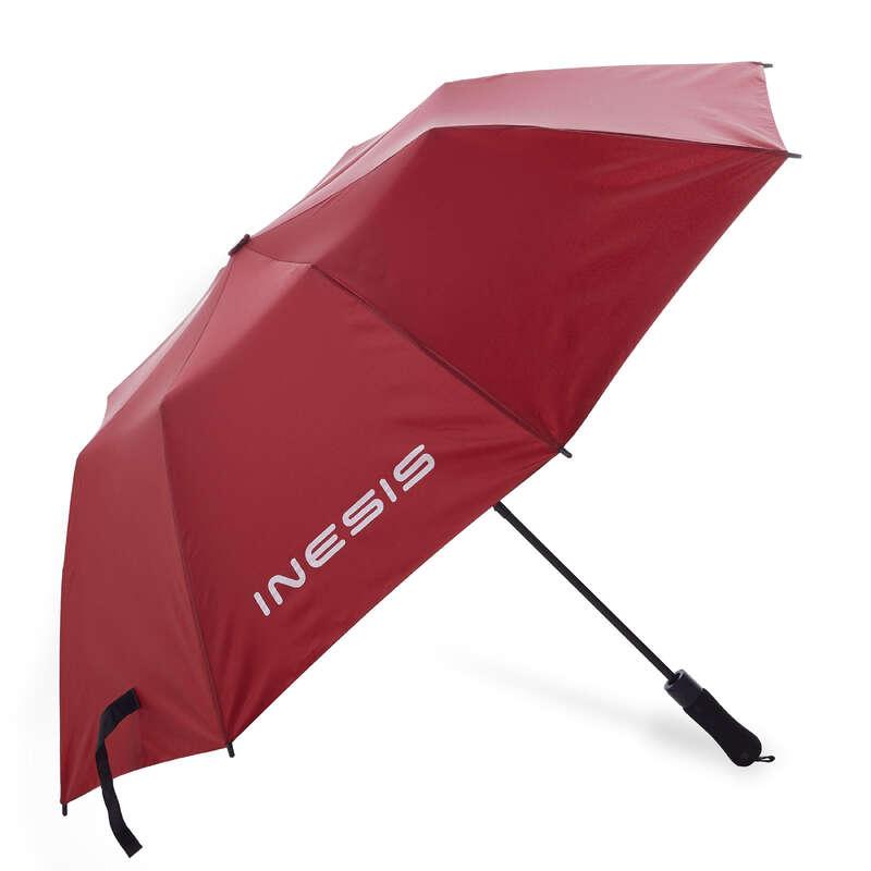OMBRELLI Golf - Ombrello golf PROFILTER rosso INESIS - Palline e accessori golf