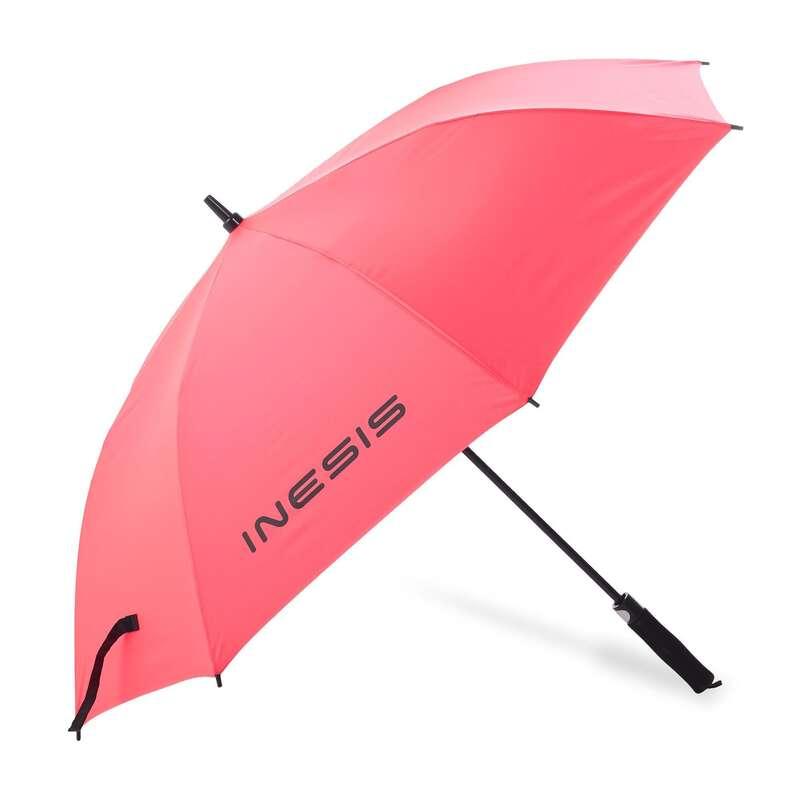 Parasole Golf - Parasol ProFilter M róż koral INESIS - Golf