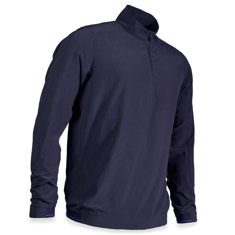 MEN GOLF RAINWEAR Golf - M WINDBREAKER REPELLENT NAVY INESIS - Golf Clothing