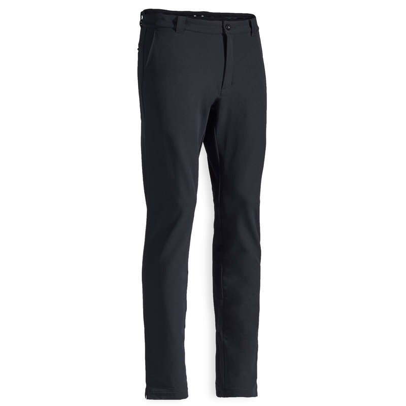 MENS COLD WEATHER GOLF CLOTHING Golf - M CW TROUSERS - BLACK INESIS - Golf Clothing