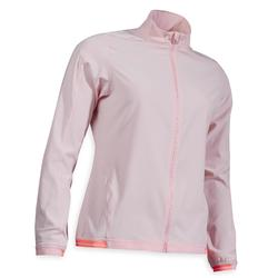 Waterafstotend windjack voor dames roze