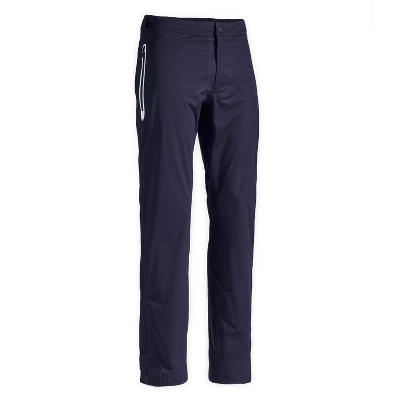 Pantalon de golf pour homme Rain Weather BLEU MARINE