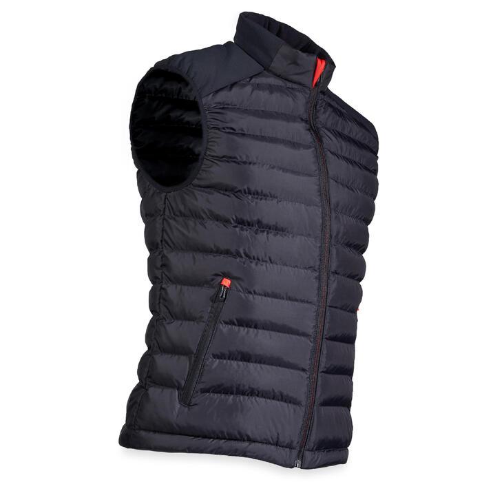 Golfbodywarmer voor heren koud weer zwart