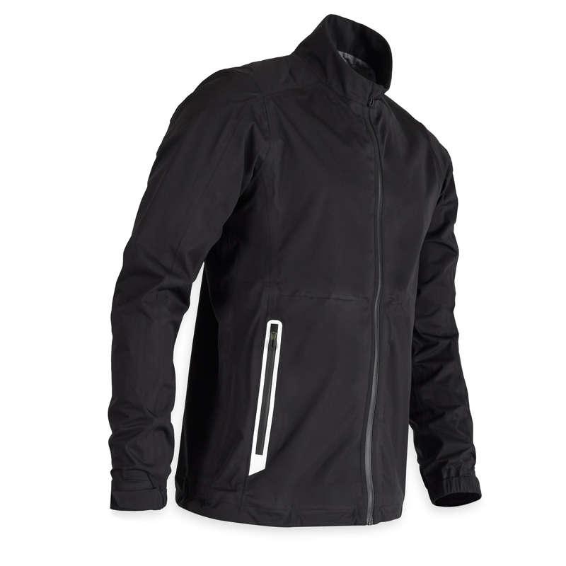 MEN GOLF RAINWEAR Golf - M RAIN JACKET BLACK INESIS - Golf Clothing