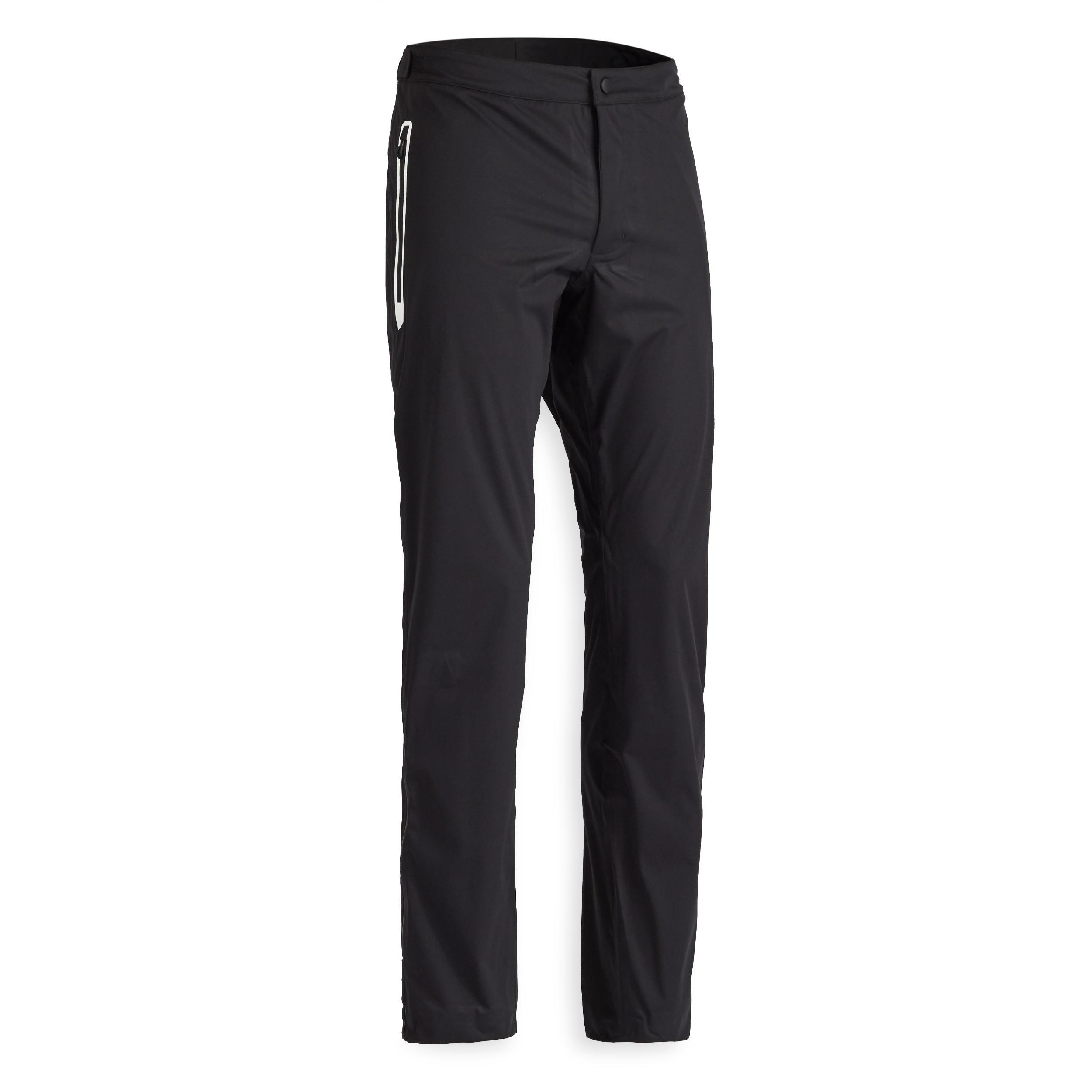 Pantalon Golf Negru Bărbaţi imagine