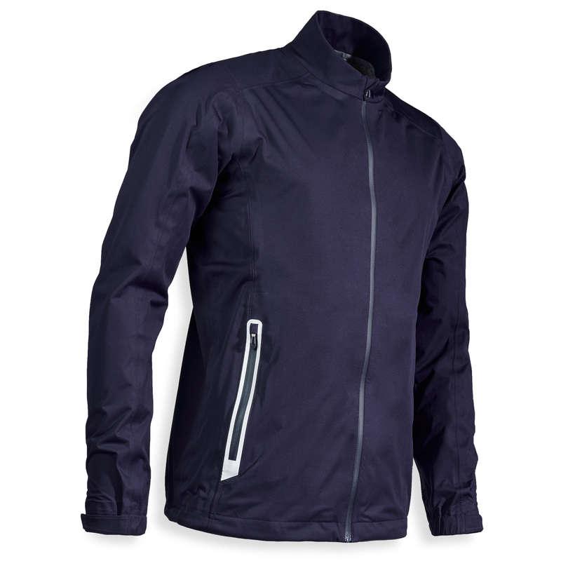 MEN GOLF RAINWEAR Golf - M RAIN JACKET NAVY INESIS - Golf Clothing