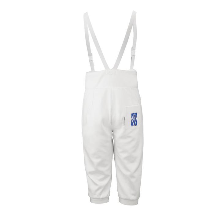 Pantalon d'escrime pour homme droitier 800N