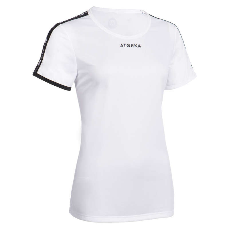 APPAREL SHOES WOMEN HANDBALL Andebol - Camisola Andebol Mulher H100C ATORKA - Equipamento de Andebol