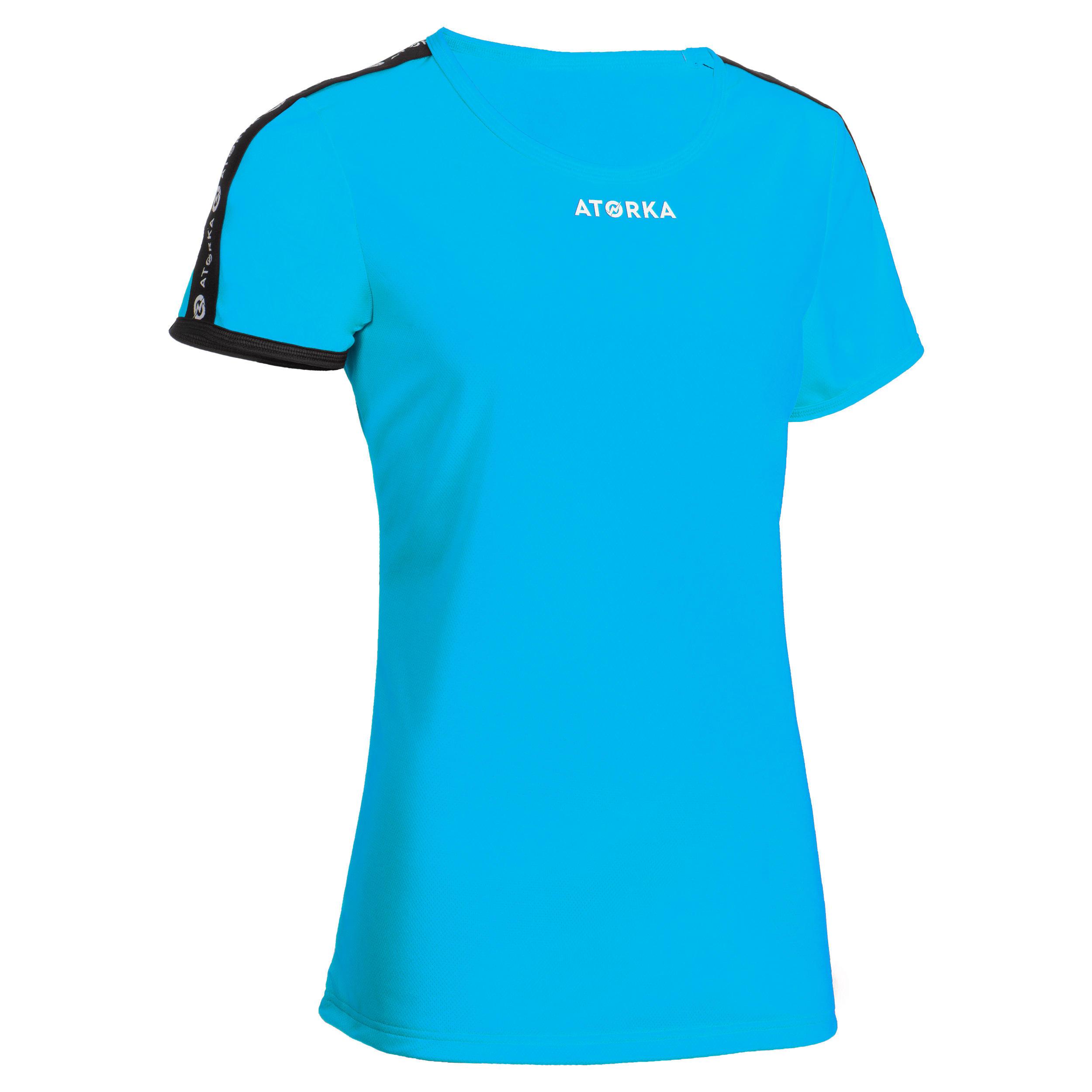 Handballtrikot Kurzarm H100C Damen | Sportbekleidung > Trikots > Handballtrikots | Atorka