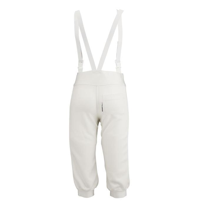 Pantalon d'escrime enfant gaucher 350N