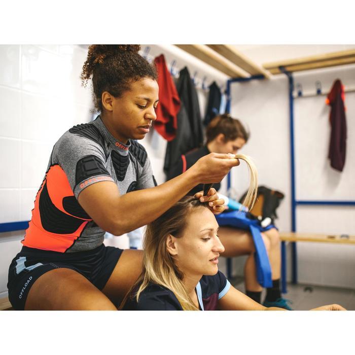 Élastiques cheveux femme rugby