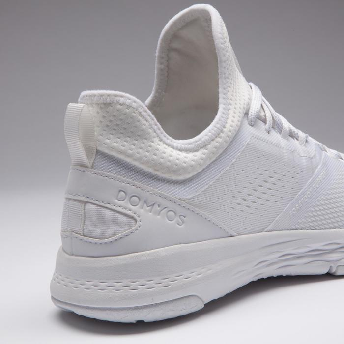 Chaussures cardio fitness training 920 homme blanc