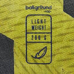 Minivoetbal Ballground 100 groen en blauw