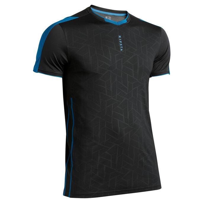 F540 Adult Football Shirt - Black