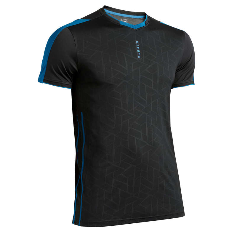 AD WARM WEATHER OUTFIT MATCH & TRAINING Football - F540 Adult - Black KIPSTA - Football Clothing