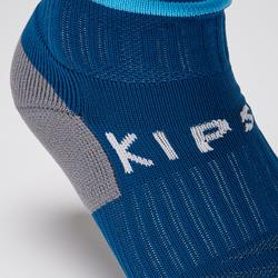 Adult Football Socks F500 - Turquoise/Blue