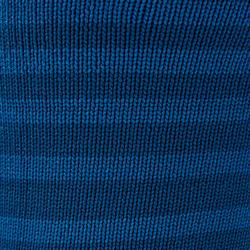 Voetbalkousen volwassenen F500 Pruisisch blauw