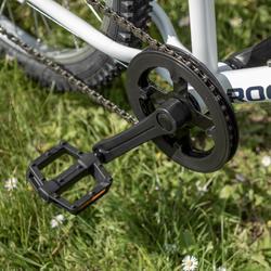Mountainbike kind 20 inch Rockrider ST 120 6-9 jaar blauw