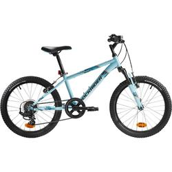 Mountainbike Kinder 20 Zoll Rockrider ST500 blau