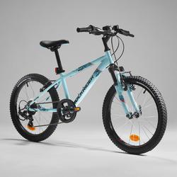 MTB Kinder 20 Zoll Rockrider ST500 blau