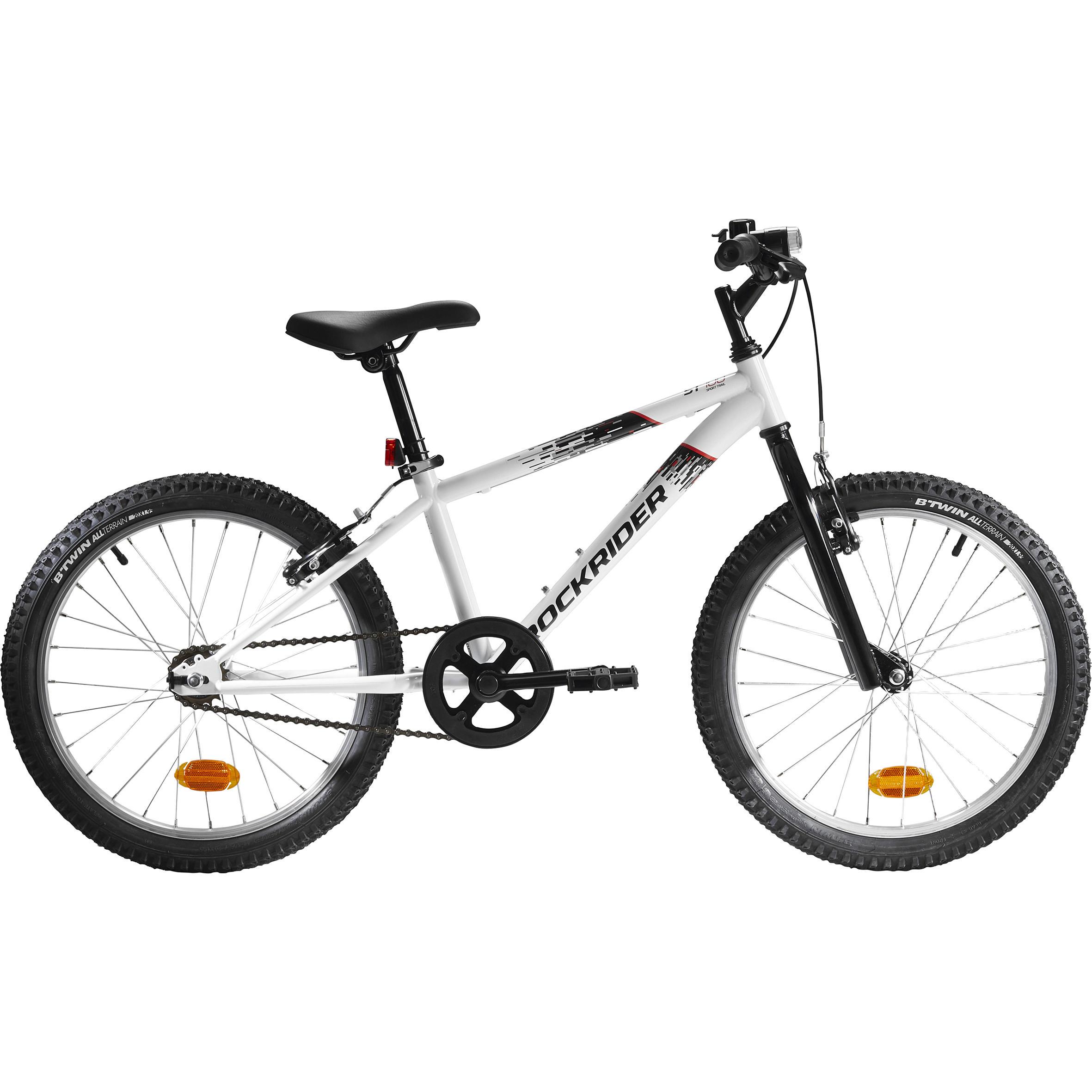 Bicicleta De Ninos Rockrider St 100 20 Decathlon