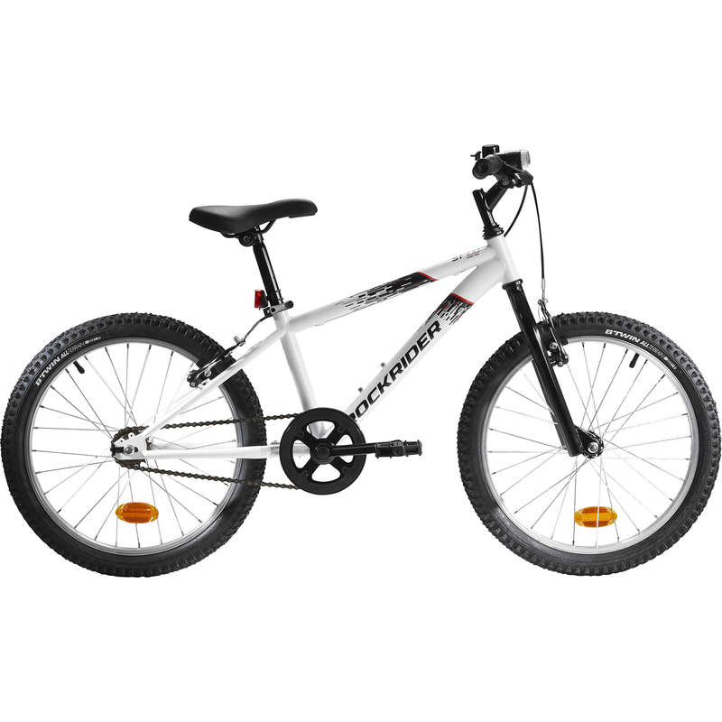 KIDS MTB BIKES 6-12 YEARS Cycling - Rockrider ST 100 MTB Ages 6-9 BTWIN - Bikes