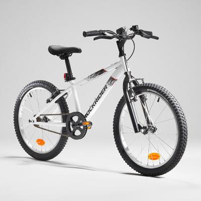 الدراجة الجبلية Rockrider ST 100 20 بوصة للأطفال من سن 6-9 سنوات