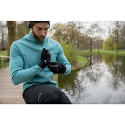EVOLUTIV BY NIGHT GLOVES BLACK additional mittent cover