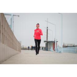 BANDEAU CACHE OREILLES RUNNING ROSE
