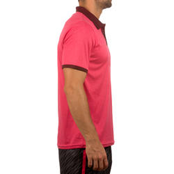 Sportshirt racketsporten Soft Pocket heren - 169013