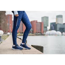 Hardloopbroek voor dames Run Dry+ blauw