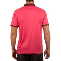 Sportshirt racketsporten Soft Pocket heren - 169017