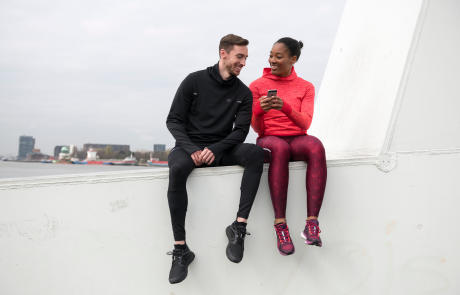 Courir en couple, les avantages du running avec votre bien-aimé