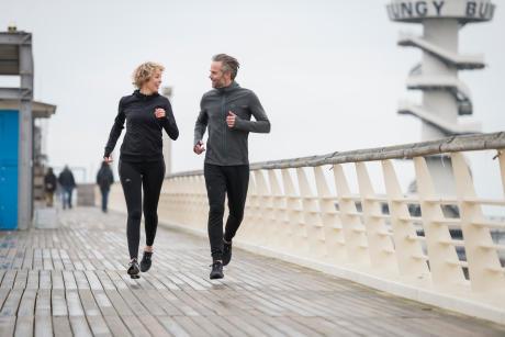 raisons pour courir avec votre amoureux