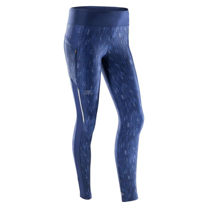 COLLANT JOGGING FEMME RUN DRY+ BLEU