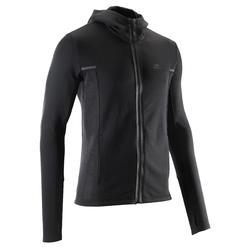 男款跑步外套RUN WARM+黑色