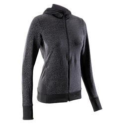 RUN WARM NIGHT WOMEN'S JACKET - BLACK
