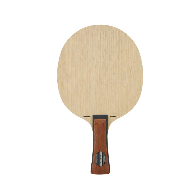 ACADEMIC BLADES & RUBBERS Table Tennis - Allround Classic Blade STIGA - Table Tennis Accessories
