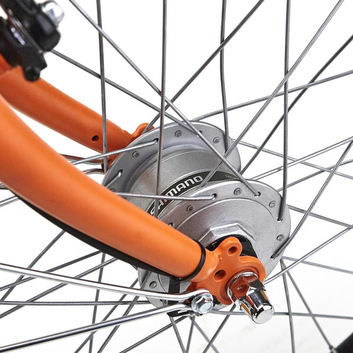 City Bike Kinder 20 Zoll D4 Rock