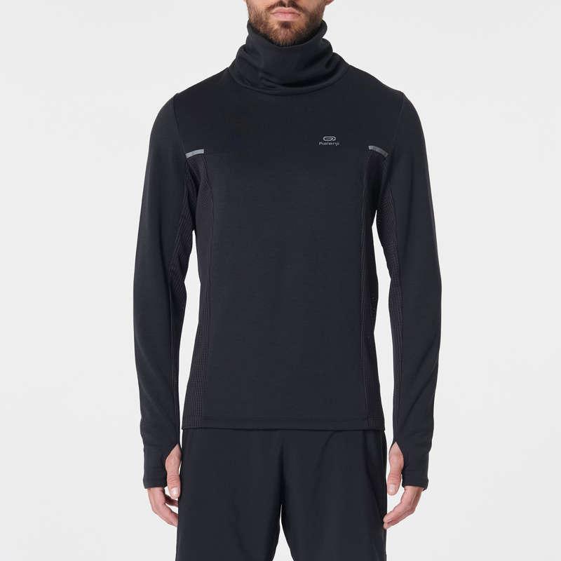 ERKEK DÜZENLİ KOŞU SOĞUK HAVA GİYİM Koşu - RUN WARM+ SWEATSHIRT KALENJI - Erkek Koşu Kıyafetleri